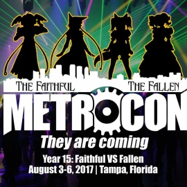 Tampa's MetroCon 2017 is Back this August