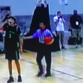 EXCLUSIVE VIDEOS: LaMelo Ball T'd Up For Making Contact with Ref, LaVar Ball Ejected