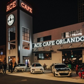 Ace Cafe Cruises Into Downtown Orlando