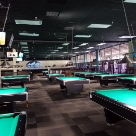 Award-Winning Upscale Billiards Hall in Tampa Surprises