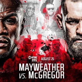Bars, Pubs Restaurants in Tampa Carrying Mayweather vs McGregor