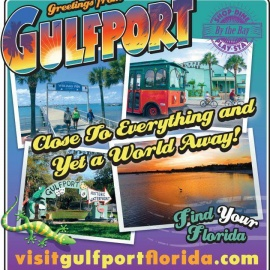 Gulfport 10th Annual Gecko Pub Crawl |Bars, Poker More