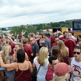 Club Prana to Host FSU During Annual Tampa Noles Block Party