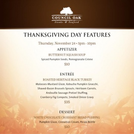 Triple-Seven Thanksgiving Awaits at the Seminole Hard Rock_2