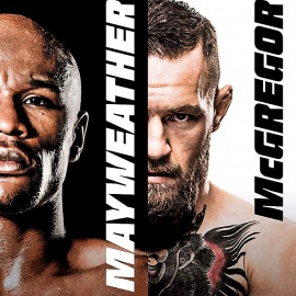 Where To Watch The Mayweather vs. McGregor Fight in Orlando