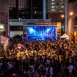 Reggae On The Block Brings Island Vibes And Live Music To Downtown Orlando