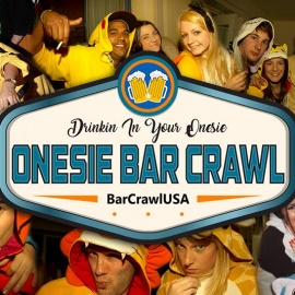 Fantastic Bars for Onesie Attired Onesiers in St. Pete