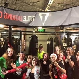 Win a Free Month at Title Boxing South Tampa!