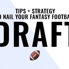 Hints on How To Steal Your Fantasy Football Draft