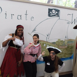 Ahoy Mateys! Pirate Week Sets Sail at Orlando Science Center