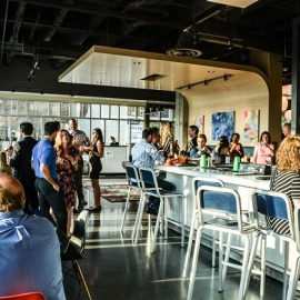 Trivia Night Gets Trendy at the Aloft Hotel, Downtown Tampa