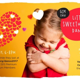 Glazer Children's Museum Hosts Valentine's Day Fun for the Whole Family