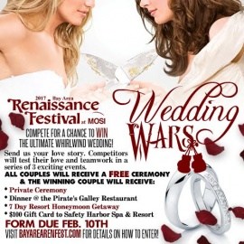Compete in the Wedding Wars for a Free Wedding!