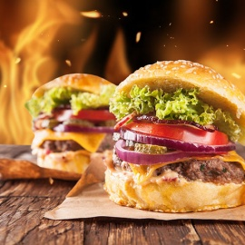 The Orlando Burger Battle is On! Sept 23 at Ace Cafe