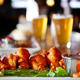 Best Wings in Orlando | Buffalo Chicken Wings + More