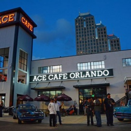 Ace Cafe Is The Place For Happy Hour In Orlando