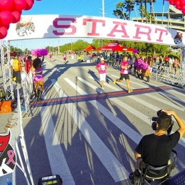 Support the Fight Against Breast Cancer with the 5th Annual Treasure Chest Finish!