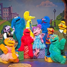 Sesame Street Live! Let's Party! Coming Soon to the CFE Arena in Orlando