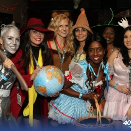 Stop By Local Haunts At The OPC Halloween Pub Crawl In Downtown Orlando