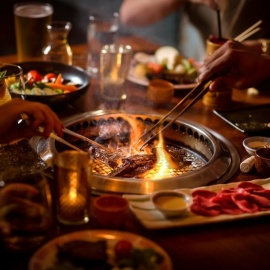 Drunken Dragon Cooks Up the Best Korean Barbecue in South Beach