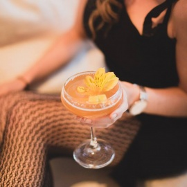 Livin' Easy: The W Hotel's Living Room is a Chic South Beach Lounge