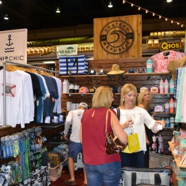 One-Stop Shopping at Junior League of Tampa Holiday Gift Market 2017