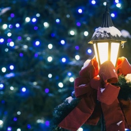 The Annual Hyde Park Village Enchanted Tree Lighting Returns for the Holidays
