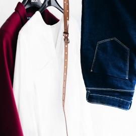 How to Get Dressed in Five Minutes By Organizing Your Closet and Look Polished as You Head Out the Door!