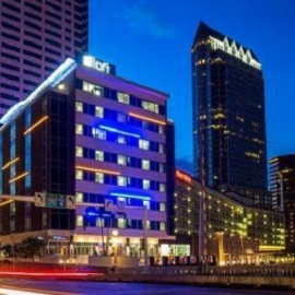 Aloft Hotel Downtown Tampa to Host Next Big Thing Concert with DBMK Friday, November 17