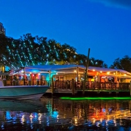 The Best Restaurants On The Water in St. Petersburg