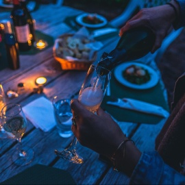 New Year's Eve Dining in Tampa   Chill and Eclectic Restaurants