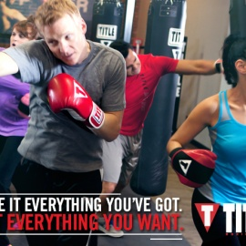 Put On Some Pounds Over Thanksgiving? Punch Them Out At Title Boxing Club
