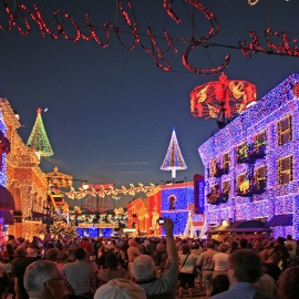 25 Nights Of Christmas Lights In Orlando
