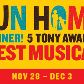 Bay Area Theatre, Music and Holiday Cheer, 11/27-12/3