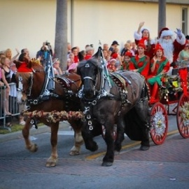 City of Dunedin To Hold Annual Old Fashioned Christmas and Holiday Parade December 9th