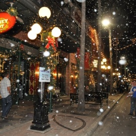 7th Annual Snow on 7th Parade in Ybor City Set for Dec. 9th