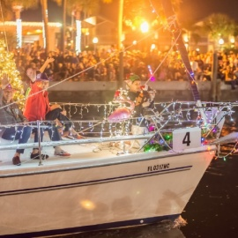 Where To Watch Holiday Boat Parades In Pinellas County