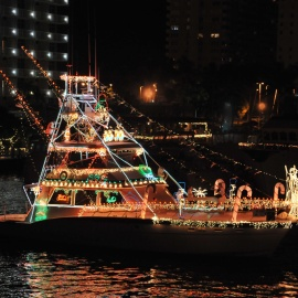 Sarasota Christmas Boat Parade and More Holiday Fun