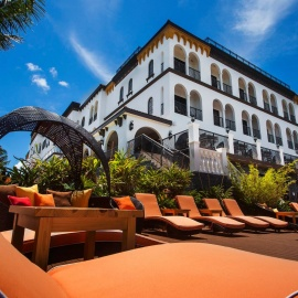 The Kimpton Hotel Zamora in St. Pete Beach is No Ordinary Beach Hotel