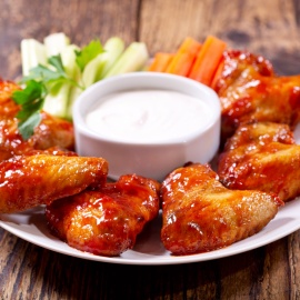 Best Chicken Wings Near Miami Beach