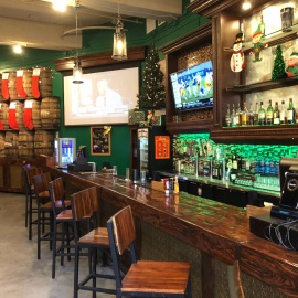 Irish Shannon Bar In Downtown Orlando Now Offers Pub Grub!