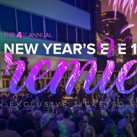 Legacy Production Group Presents Fourth Annual New Year's Eve Premiere at Aloft Tampa Downtown