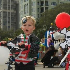 Children's Gasparilla Extravaganza Sails Into Tampa January 20th
