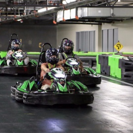 Race Into New Years Eve In Orlando At Andretti's