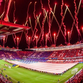 2018 SheBelieves Cup Final Games Hosted At Orlando City Soccer Stadium