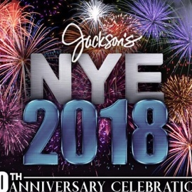 Jackson's Bistro Bar and Sushi Lights Up Tampa's Harbour Island With 20th Anniversary And New Year's Eve Party