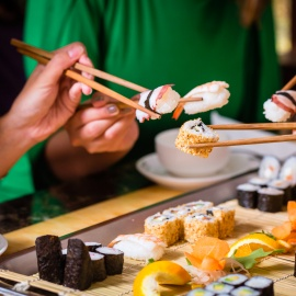 Where You'll Find the Best Sushi Restaurants in Miami
