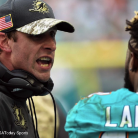 Miami Sports Weekly Rundown with David Baumann: Dolphins' Gase Got a 'Free Pass'