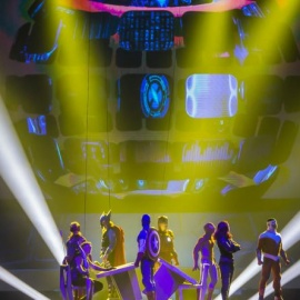 Marvel Universe LIVE! Age Of Heroes Comes To The Amway Center