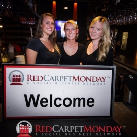 Red Carpet Mondays Raises Tampa's Business Networking Game